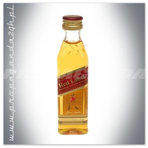 JOHNNIE WALKER RED LABEL WHISKY 0,05L (MINI)