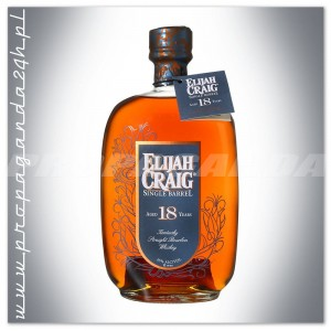 ELIJAH CRAIG 18YO SINGLE BARREL BOURBON 0,7L