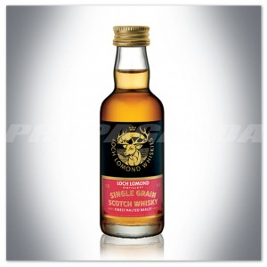 LOCH LOMOND SINGLE GRAIN SCOTCH WHISKY 0,05L (MINI)