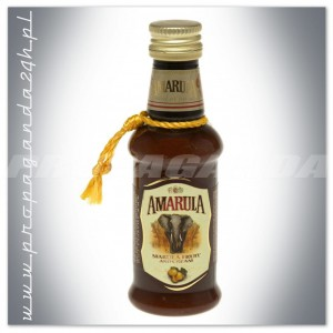 AMARULA - MARULA FRUIT CREAM LIKIER 0,05L (MINI)