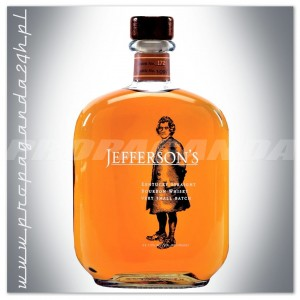 JEFFERSON'S VERY SMALL BATCH BOURBON 0,7L