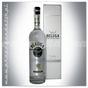 BELUGA NOBLE RUSSIAN VODKA EXPORT 1,5L