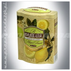 MAGIC FRUITS LEMON & LIME PUSZKA 100G