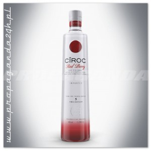 CIROC RED BERRY VODKA 0,7L