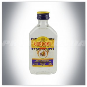 GORDONS LONDON DRY GIN 0,05L (MINI)