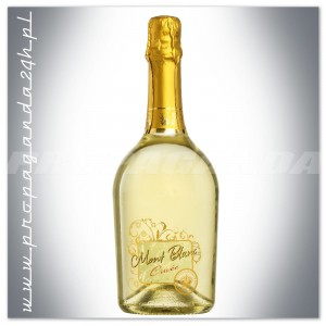 MONT BLANC CUVEE AT. EXTRA DRY VINO BIANCO SPUMANTE 0,75L