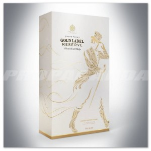 JOHNNIE WALKER GOLD LABEL RESERVE WHISKY 0,7L + 2 SZKLANKI