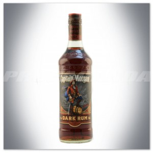 CAPTAIN MORGAN JAMAICA DARK RUM 0,7L