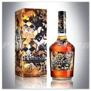 HENNESSY V.S. LIMITED EDITION BY VHILS 0,7L + KARTON