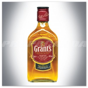 GRANTS THE FAMILY RESERVE WHISKY 0,2L