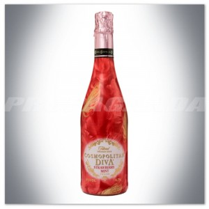 COSMOPOLITAN DIVA STRAWBERRY MINT FUSION 0,75L