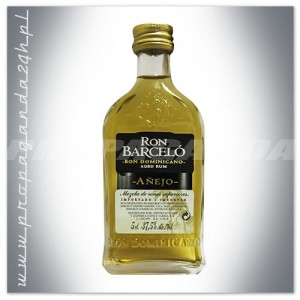 RON BARCELO ANEJO 0,05L (MINI)
