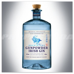DRUMSHANBO GUNPOWDER IRISH GIN 0,7L