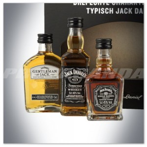 JACK DANIEL'S TRIO MINI SET 3*0,05L (MINI)