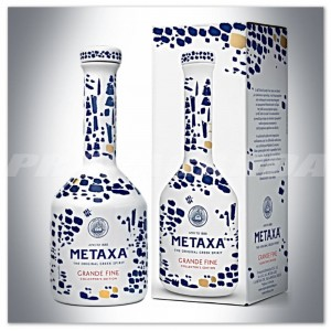 METAXA GRANDE FINE COLLECTOR'S EDITION BRANDY 0,7L + KARTON