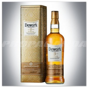 DEWAR'S 15YO THE MONARCH 0,7L + PUSZKA