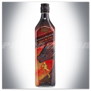 JOHNNIE WALKER SONG OF FIRE 0,7L