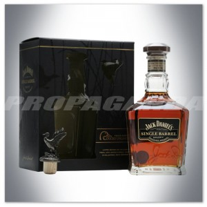 JACK DANIEL'S SINGLE BARREL DUCKS UNLIMITED 2013 0,75L + KOREK /OPAKOWANIE