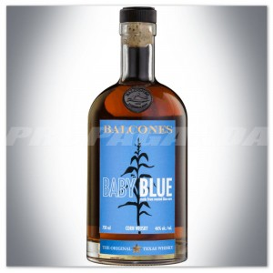 BALCONES BABY BLUE WHISKY 0,7L