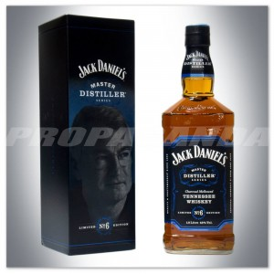 JACK DANIEL'S MASTER DISTILLER NO.6 LIMITED EDITION 1,0L