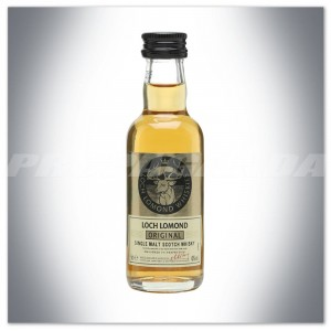 LOCH LOMOND ORIGINAL SINGLE MALT SCOTCH WHISKY 0,05L (MINI)
