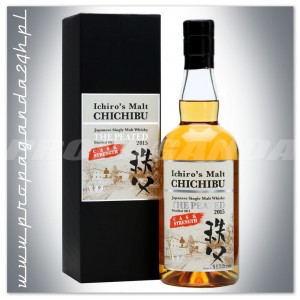 ICHIRO'S MALT CHICHIBU THE PEATED 2015 CASK STRENGTH 0,7L