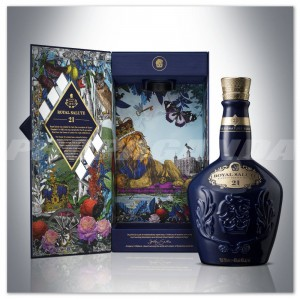 ROYAL SALUTE 21YO THE SIGNATURE BLEND 0,7L + OPAKOWANIE