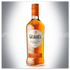 GRANT'S WHISKY ALE RUM CASK FINISH 0,7L