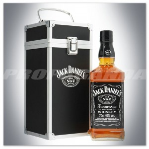 JACK DANIEL'S 0,7L FLIGHT CASE PACK