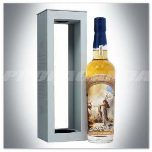 COMPASS BOX MYTHS & LEGENDS I WHISKY 0,7L + OPAKOWANIE