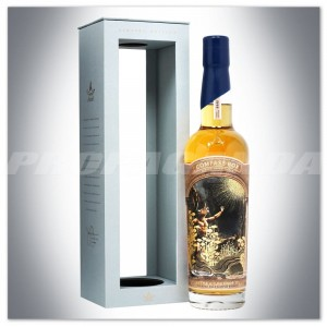 COMPASS BOX MYTHS & LEGENDS III 0,7L + OPAKOWANIE