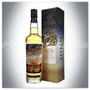 COMPASS BOX THE PEAT MONSTER 0,7L + KARTON