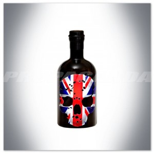 GHOST UNION JACK EDITION VODKA 0,05L (MINI)