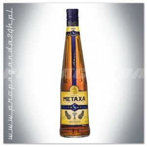 METAXA 5* ORIGINAL GREEK SPIRIT BRANDY 0,7L