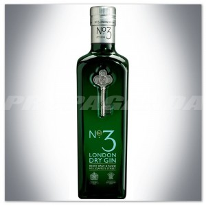 NO.3 LONDON DRY GIN 0,7L