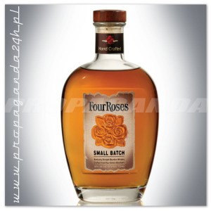 FOUR ROSES SMALL BATCH BOURBON 0,7L