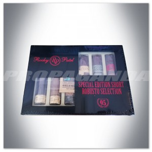 SAMPLER-6 /CYGARO ROCKY PATEL SPECIAL EDITION SHORT ROBUSTO SELECTION /HONDURAS