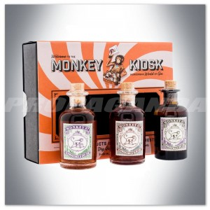 MONKEY 47 KIOSK TRIPLE BOX 3*0,05L