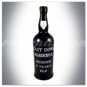 EAST INDIA MADEIRA RESERVE 5YO 0,75L
