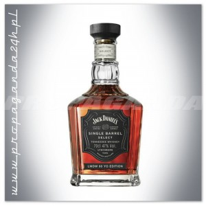 JACK DANIEL'S SINGLE BARREL LMDW 60YO EDITION 0,7L