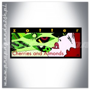 CZEKOLADA Zotter CHERRIES AND ALMONDS 70G