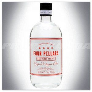 FOUR PILLARS SPICED NEGRONI GIN 0,7L
