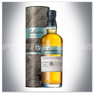 BALLANTINE'S THE GLENTAUCHERS 15YO SINGLE MALT