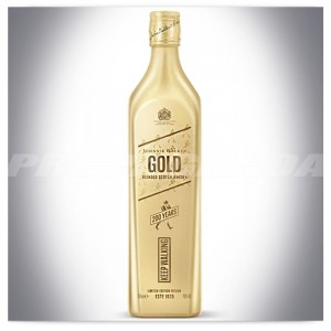 JOHHNIE WALKER GOLD LABEL ICON 0,7L
