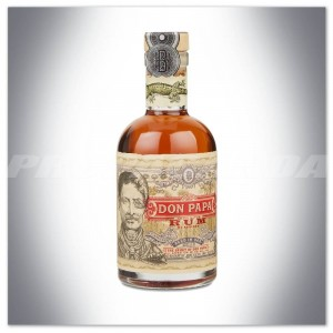 DON PAPA RUM 0,2L / FILIPINY