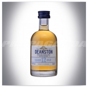 DEANSTON 12YO SINGLE MALT WHISKY 0,05L (MINI)