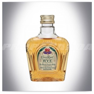 CROWN ROYAL RYE WHISKY 0,05L (MINI)