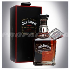 JACK DANIEL'S HOLIDAY SELECT 2012 LIMITED EDITION 0,75L + OPKOWANIE