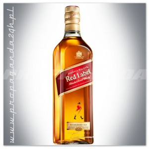JOHNNIE WALKER RED LABEL WHISKY 1,0L