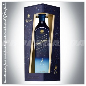 JOHNNIE WALKER BLUE LABEL WINTER WONDERLAND 0,7L
